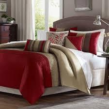 Red Gold Comforter Sets Red Bedding Sets You U0027ll Love Wayfair