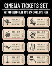 39 ticket design templates design trends premium psd vector