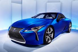 lexus lf fc fuel cell lexus lc500h and lf fc from japan to geneva 2016 auto u0026design