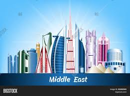 colorful cities colorful cities famous buildings vector u0026 photo bigstock