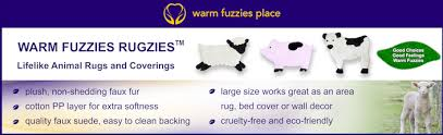 Animal Shaped Area Rugs by Warm Fuzzies Rugzies Large Realistic Animal Shaped Rugs Faux