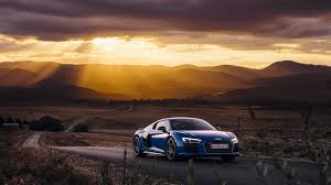 audi r8 car wallpaper hd car sports car super car nature landscape road clouds audi