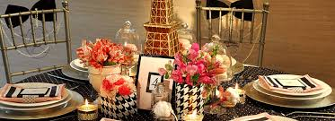 Paris Centerpieces Sneak Peek Head To Paris For A Night A 16th Birthday Soiree