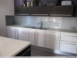 cuisines blanches et grises charmant cuisine grise et blanche inspirations avec cuisine grise et