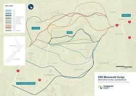 Back Road Maps Maps Nz Transport Agency