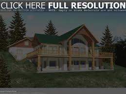 front sloping lot house plans hillside home plans with basement sloping lot house view plan