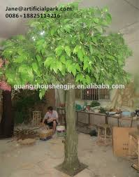 decoratice artificial big money tree make artificial cheap