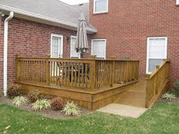 custom decks and porches by cole deck and fence nashville tn