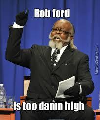 Rob Ford Meme - rob ford sucks by imveryfunny meme center