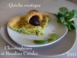 comment cuisiner christophine verte quiche exotique christophines et boudins créoles de mamigoz