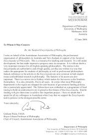Letter Of Credit In Australia aap s letter in support of neh grant