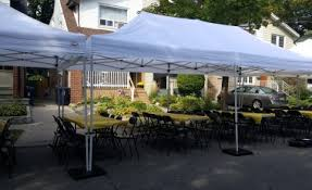 white tent rentals party rentals in toronto table and chair rentals tablecloth and