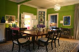 Green Dining Room Green With Envy The Enchanted Home
