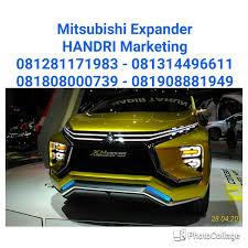 mitsubishi expander mitsubishi expander pajero sport dakar ultimate 081281171983 wa