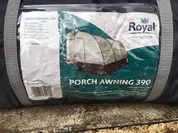 390 Porch Awning Royal 390 Porch Awning In Ballyclare County Antrim Gumtree
