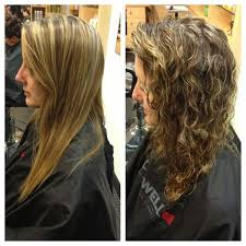 beach wave perm on short hair body wave perms before and after pictures hair color ideas and