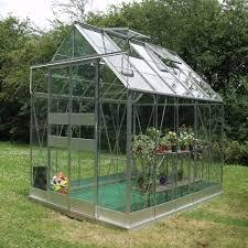 serre jardin d hiver serre de jardin highline verre trempé 11 30m eden plantes et