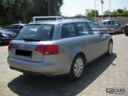 used audi station wagon 2007 audi a4 station wagon car photo and specs