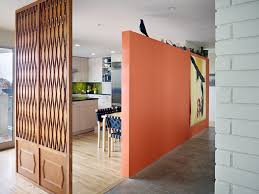 Kitchen Room Divider Drywall Room Divider Cutout Ideas Kitchen Contemporary With Wood