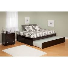 Full Bed With Trundle Atlantic Furniture Ar803201 Urban Concord Full Bed With Flat Panel