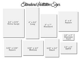 The Size Of Business Cards The Most Popular Standard Size Of Invitation Card 30 About Remodel