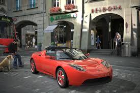 tesla supercar tesla roadster