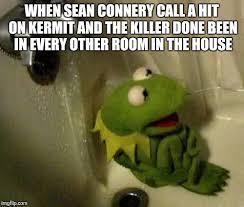 Kermit Meme Images - kermit on shower meme generator imgflip