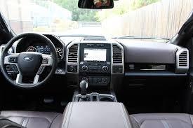 ford f150 platium 2015 ford f 150 platinum crew cab review autotrader