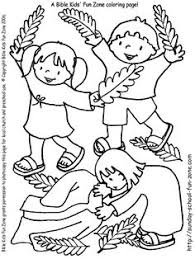 easter coloring pages religious this free coloring sheet shows jesus riding into jerusalem on a