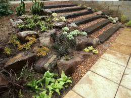 image titled build a rock garden with weed prevention step