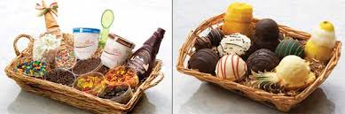 food baskets delivered island dessert gift basket delivery creme