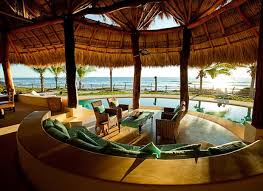 Dream House On The Beach - casa del surfista vacation house for rent in la saladitas