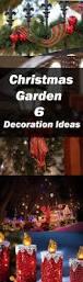 christmas garden decoration ideas christmas garden decorations
