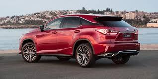 lexus rx 350 packages lexus rx turbos get new sport packages automotorblog
