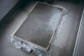 Esszimmertisch Selber Machen Ghostbastlers U2013 Tischplatte Aus Beton