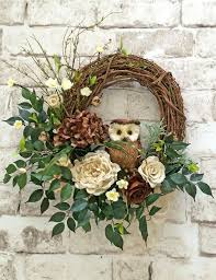 Floral Decor Best 25 Front Door Wreaths Ideas On Pinterest Door Wreaths
