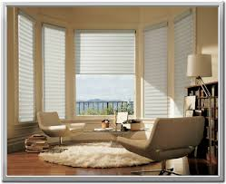 home library design idea present contemporary large window blind