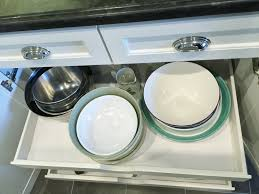 Kitchen Cabinet Rollouts Pullouts Or Drawers In Kitchen Cabinets Which Is Best U2014 Designed