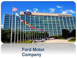 ford corporate strategy management of ford motor company