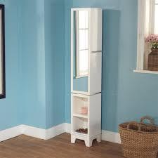 Kitchen Attractive Tall Bathroom Linen Cabinets Regarding Elegant - Tall bathroom linen cabinet white
