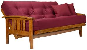 futon rustic living room decoration twin over futon bunk bed