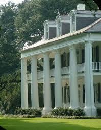 southern plantation oak alley dream home pinterest