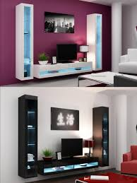modern tv unit living vigo cama sets wall units 2 tv units mixed simple