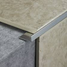 bathroom tile edge