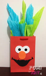 elmo christmas wrapping paper 70 best sesame variety crafts and ideas images on