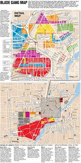 Las Vegas Gang Map Mexican Gang Territory Map In Us Businessontravel Com