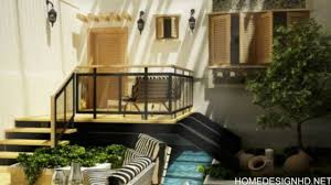 courtyard design ideas and landscape for a harmonious home place