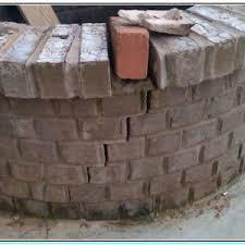 How To Build A Square Brick Fire Pit - several interesting fire pit bricks ideas torahenfamilia com
