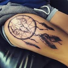 72 best dreamcatcher tattoos images on pinterest blue
