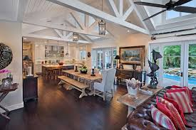 The Pros And Cons Of Having An Open Floor Plan Home Open Floor Plan Noisy